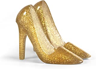 Fred PUMPED UP High Heel Cellphone Stand, Gold - 5186706