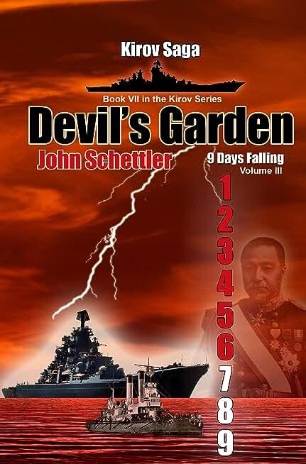Kirov Saga: Devil's Garden (Kirov Series Book 7) (English Edition)