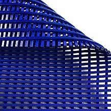 Anti-slip mat Aqua-Grip   voor natte ruimtes zoals zwembaden en douches   antimicrobieel   drie kleuren, vele maten (blau...