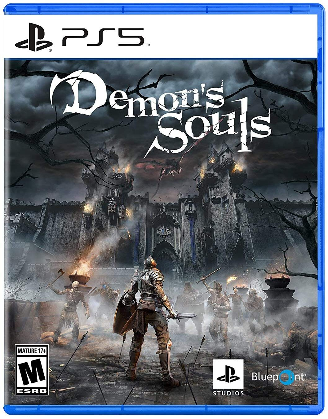 Demon's Souls - 5 It is very popular PlayStation San Antonio Mall