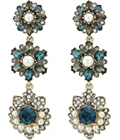 Marchesa - Linear Earrings