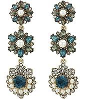Marchesa - Linear Earrings