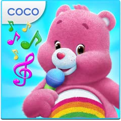 Join the Care Bears band! Dress up in cute costumes! Take selfies with your favorite Care Bears!