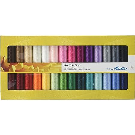 Mettler Art.3406 Thread set, 1500 yd/1372m