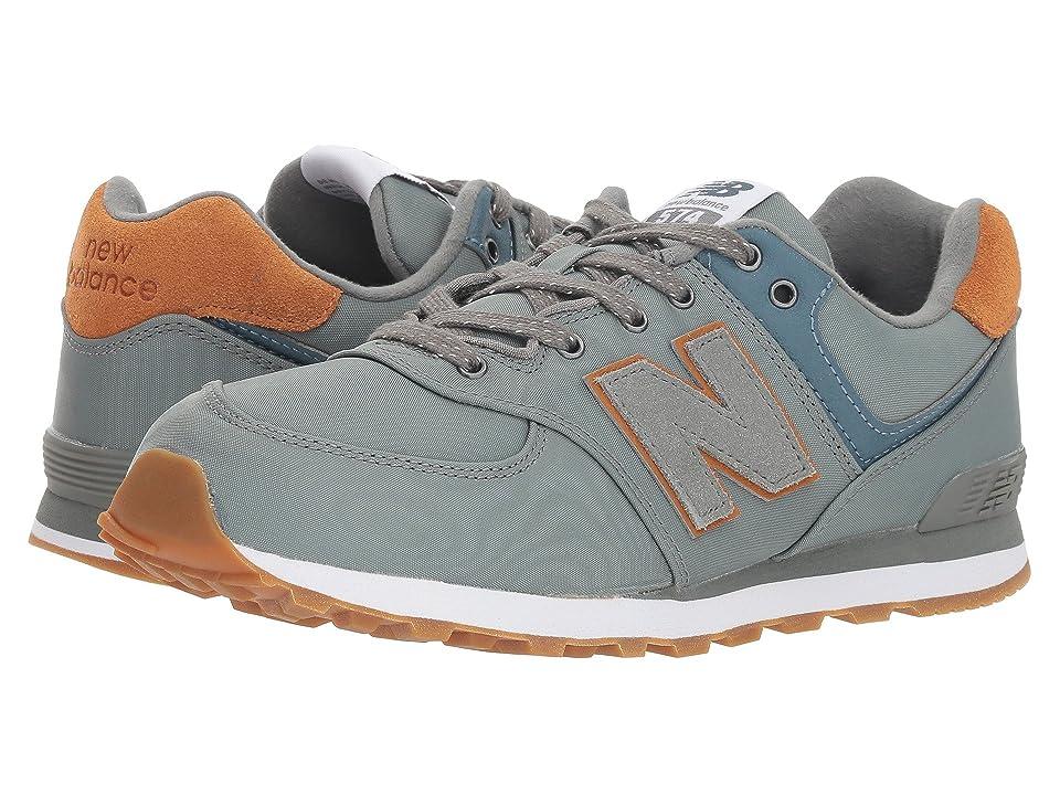 New Balance Kids GC574v1 (Big Kid) (Sedona Sage/Brown Sugar) Boys Shoes