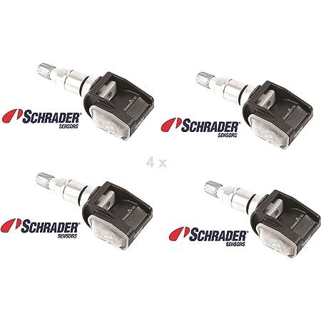 4 Stck Schrader 860664 Reifendrucksensor Rdks Programmiert Auto