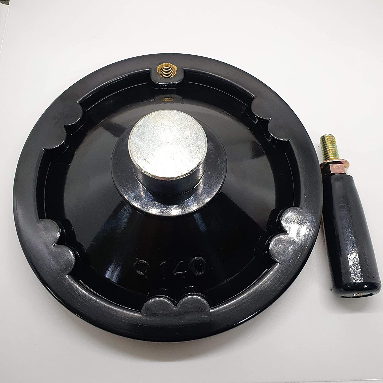 OD 5.5″ Premium Handwheel Crank Max 73% OFF Handle New arrival La Machine Wood Most
