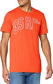 G-Star Raw Collegic Graphic Pocket Straight heren t-shirt