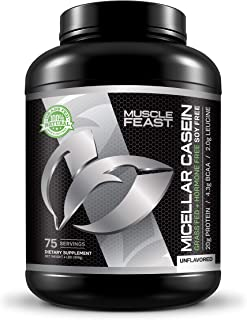 Grass Fed Micellar Casein - 4lbs (not Flavored)