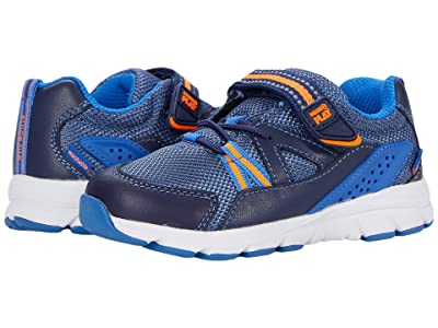 Stride Rite M2P Journey (Toddler) (Navy) Boys Shoes