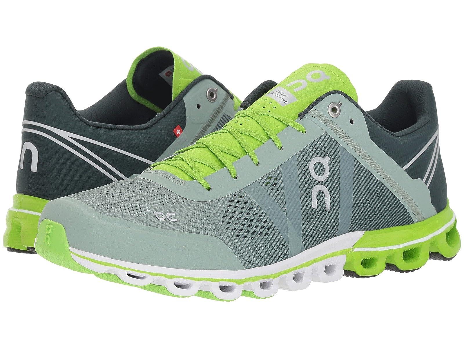 On CloudflowAtmospheric grades have affordable shoes
