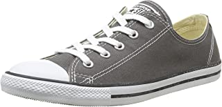 Converse Women's Dainty Canvas Low Top Sneaker