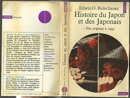 Histoire dun japon et des japonais tome 1: des origines à 1945.