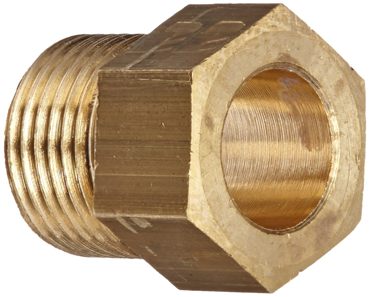 Legris Quality inspection Brass National uniform free shipping Compression Tube Fitting Nut OD 8 x M12x1 mm
