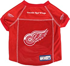 red wings dog jersey
