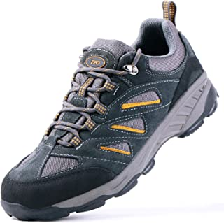 TFO Hiking Shoes Men Non-Slip Air Circulation Insole Breathable for Outdoor Trekking Walking
