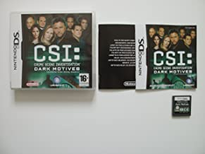 CSI: Dark Motives - Nintendo DS