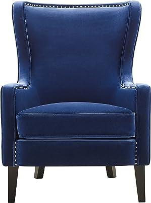 Steve Silver Company Rosco Accent Chair, Navy