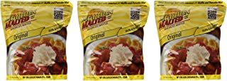 Carbon's Golden Malted Original Waffle and Pancake Flour, 32 Ounce (Pack of 3)