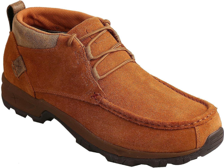 Twisted X Men's Waterproof Hiker shoes Moc Toe