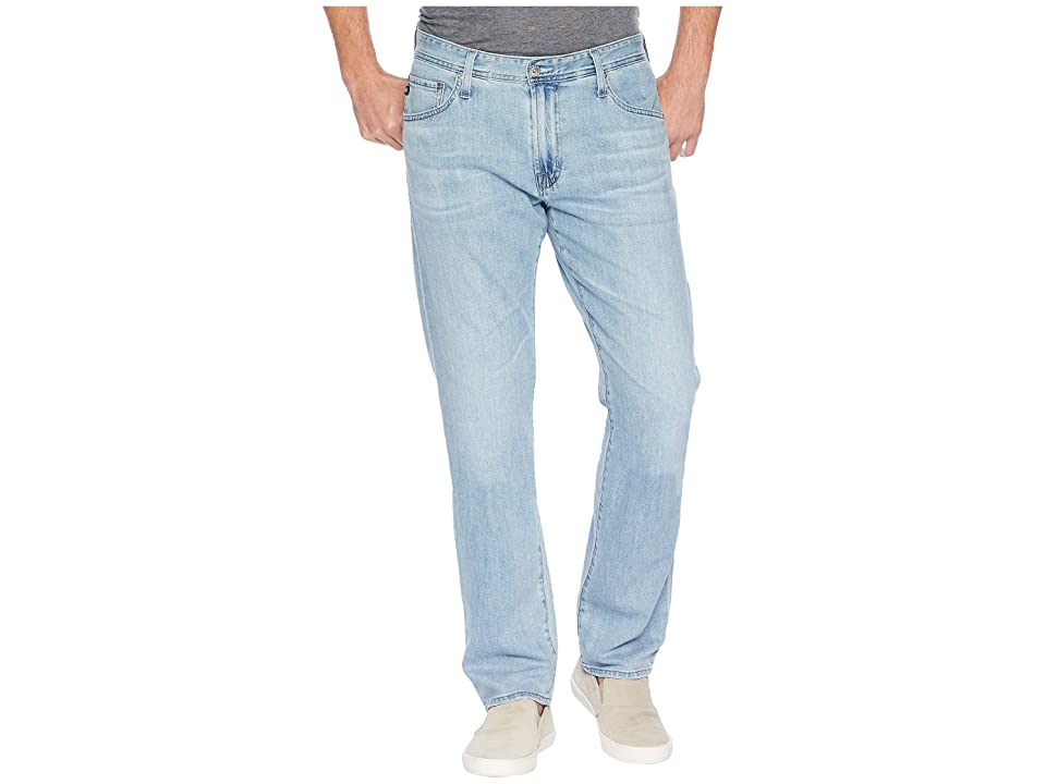AG Adriano Goldschmied Graduate Tailored Leg Denim Pants in Vagabond (Vagabond) Men's Jeans