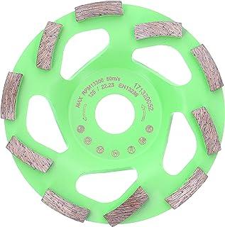 PRODIAMANT Premium diamant slipkopp hjul betong Turbo 125 mm 5 tum x 22,23 mm diamant slipkopp 125 mm matchande vinkelslip