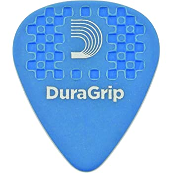 DAddario. Púas para guitarra DuraGrip, medio/grueso, pack de 10: Amazon.es: Instrumentos musicales