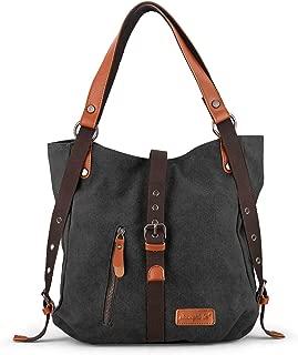 Purse Handbag for Women Canvas Tote Bag Casual Shoulder...