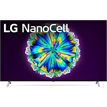 "LG 75NANO85UNA Alexa Built-In NanoCell 85 Series 75"" 4K Smart UHD NanoCell TV (2020)"