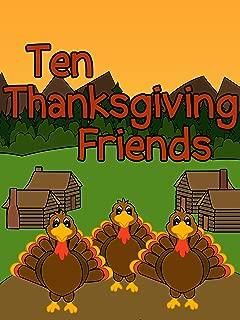 Ten Thanksgiving Friends