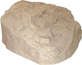 EMSCO Group Landscape Rock – Natural Sandstone Appearance – Low Profile Boulder – Lightweight – Easy to Install
