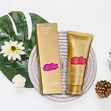 ROLANJONA Natural 24K Gold Facial Mask 3.4FL oz Gold Collagen Peel Off Mask, Gold Face Mask Whitening Blackhead Remover Treatment, Anti Wrinkle & Anti Aging Facial Mask Moisturizing Skin 100ml