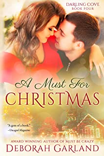 A Must for Christmas: A Clean Small Town Baby Romance (Darling Cove Book 4)