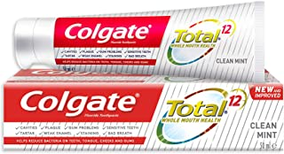 Colgate Toothpaste Fresh Mint Cavity Protection, 50 ml