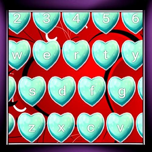 Herzen Tastaturen
