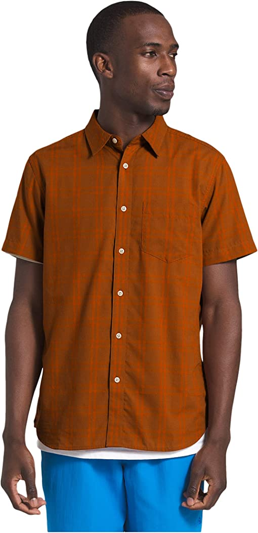 Caramel Cafe Foothill Plaid