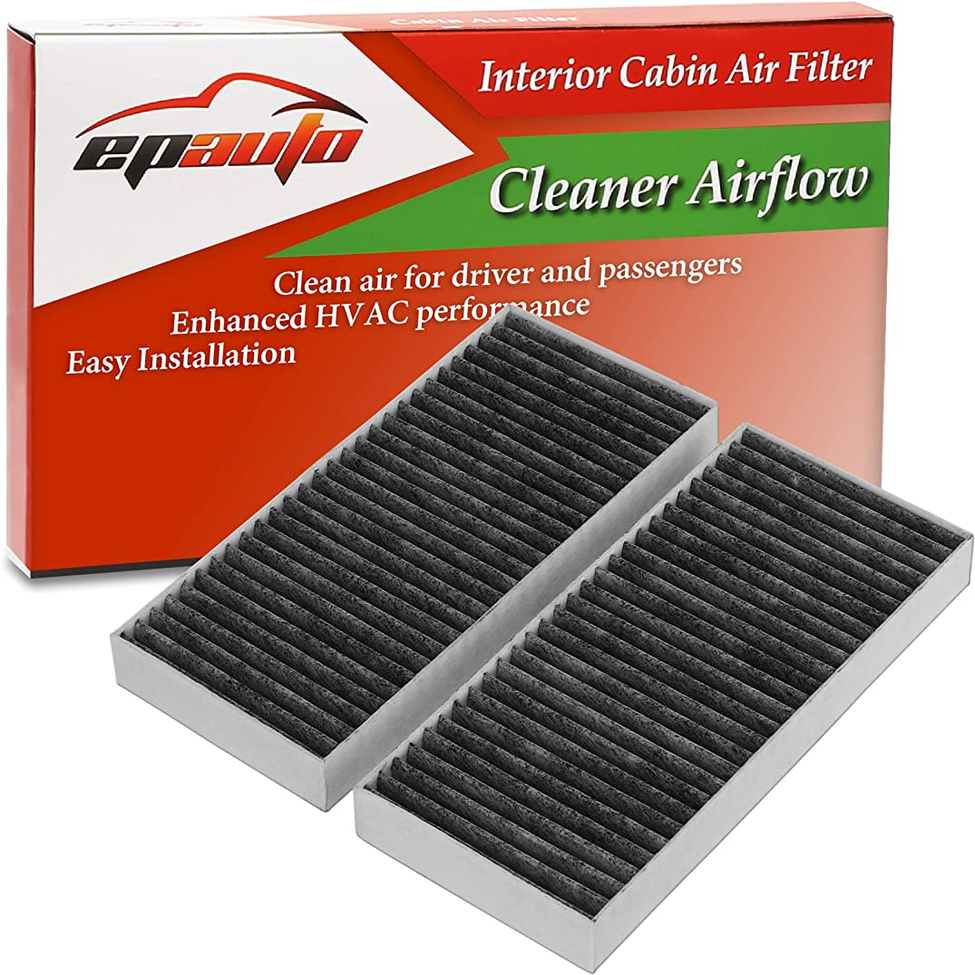 EPAuto CP388 (CF10388) Replacement for Nissan/Infiniti Premium Cabin Air Filter includes Activated Carbon