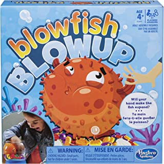Blowfish Blowup Game, Exciting Game for Kids Ages 4 and Up