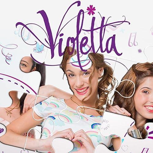 Puzzle Violetta