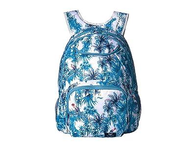 Roxy Shadow Swell Backpack (Marshmallow Wild Goa) Backpack Bags