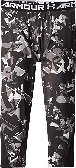 Armour 3/4 Novelty Leggings (Big Kids)