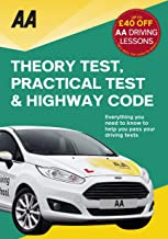 Theory Test, Practical Test & Highway Code (Aa Driving Test Series)