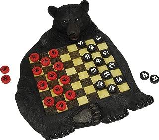 River's Edge Products Bear Checker Board