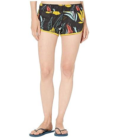 Hurley Supersuede Domino Beachrider (Oil Grey) Women