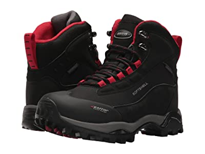 Baffin Hike (Black/Red) Women