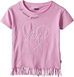 Levi's® Kids - Fringe Knit Tee (Toddler)