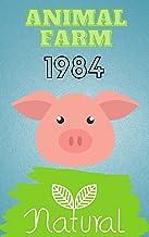 1984 + Animal farm - The most Orwel's popular book (English Edition)