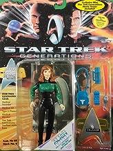 Star Trek Generations Doctor Beverly Crusher 4 inch Action Figure
