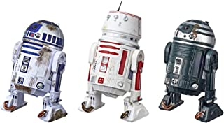 Star Wars The Black Series Episode IV: A New Hope R2-D2 (Red Squadron) Droid Figure 3-Pack – Collectible/Fan 6-Inch-Scale Star Wars Episode IV Droid Figures (Amazon Exclusive)