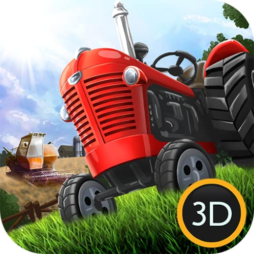 Bright Day Farming Simulator: Village Life | Fresh Air Harvest Land Plant Tycoon Grow Empire